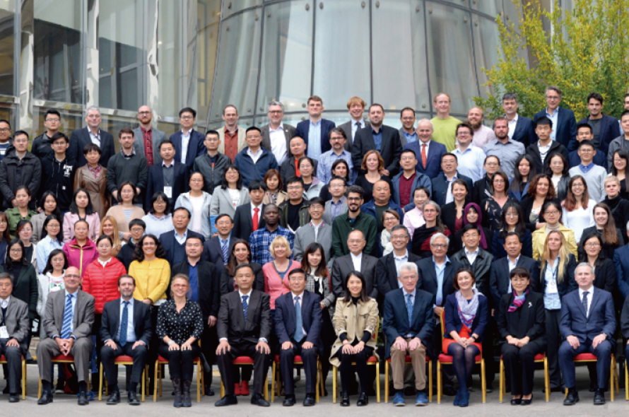 【2018.10.22】H2020 EU NoAW(No Agticultural Waste) ProjectInternational Conference, Bejing
